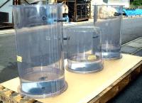 メタフリー円筒タンク(槽)
