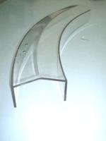 R形状防塵カバー